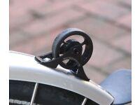 BROMPTON Lightweight Mudguard Roller L Version BLACK