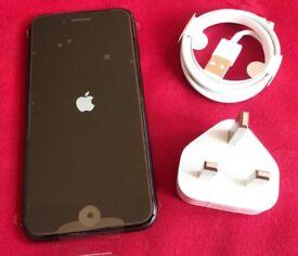 Iphone 7 brand new. 256 GB matte black