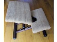 Balans Wooden Ergonomic Kneeling Chair - Made in Norway