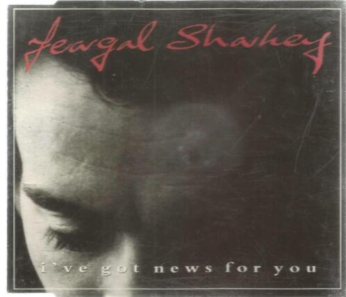 feargal sharkey : i've got news for you