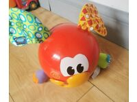 Bundle of baby toys (8 items)