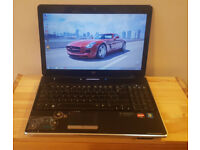 Laptop HP 15.6 in excellent working condition. Delivery options available.