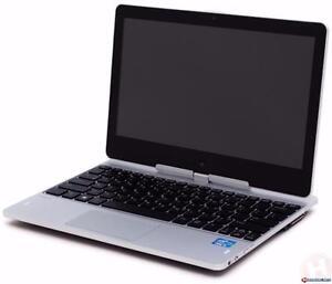 "HP EliteBook Revolve 810 11.6"" Tablet Laptop i5-3437U 1.9GHz 4GB RAM 250GB HD Webcam Win7Pro"