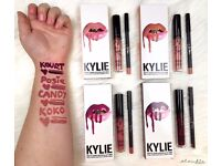 Kylie Jenner Lip Kit Lipstick Matte & Lip Liner - 4 UNIQUE SHADES