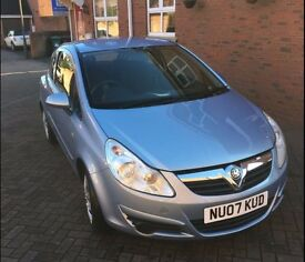 Vauxhall Corsa 1.3 Diesel Low Mileage CDTI