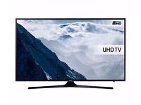 "Samsung UE55KU6000 55"" Smart 4K Ultra HD with HDR TV - Black - Please Read"