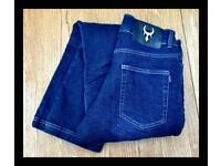 Bull-It Ladies Protective Motorcycle Jeans Size 12