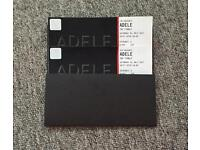 Adele Tickets - 2 seated tickets for Saturday 1st July