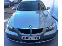 2007 BMW 3 SERIES 2.0 320d ES 4dr,Saloon/,2 Owner/Full service history/ Hpi Clear/