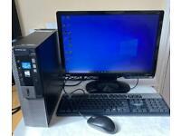 VFAST i5 8GB Dell HD Desktop pc Massive 1TB(1000GB)Window10,Microsoft office,Ready
