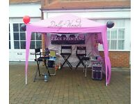 Dolly-Woods Face Painting & Body Art for parties, weddings christenings and events.