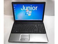 Compaq HD Laptop, 3GB Ram 160GB, Windows 7, HDMI, DVD RW, Microsoft office, VGood Cond