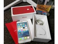 Apple iPhone 7 plus 256gb product red unlocked