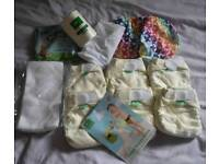 Re usable Nappies pack