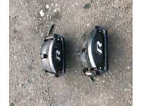 Golf R calipers