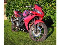 Honda CBR 125 - Low Mileage - Full MOT