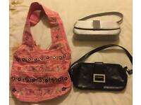 All three bags in picture
