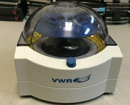 VWR GALAXY MINI CENTRIFUGE C1413 8 POSITION ROTOR C1413V-115