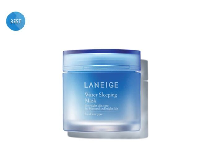 New Laneige Water Sleeping Mask Pack 70ml Made in Korea