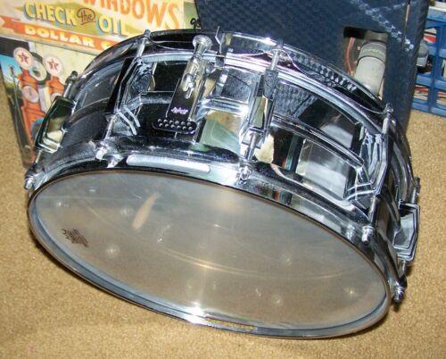 1967 Ludwig Supraphonic Snare Drum The Nicest Keystone Badged Drum!!!