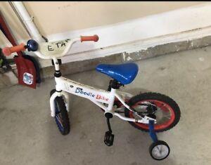"Kids 12"" doodle bike"