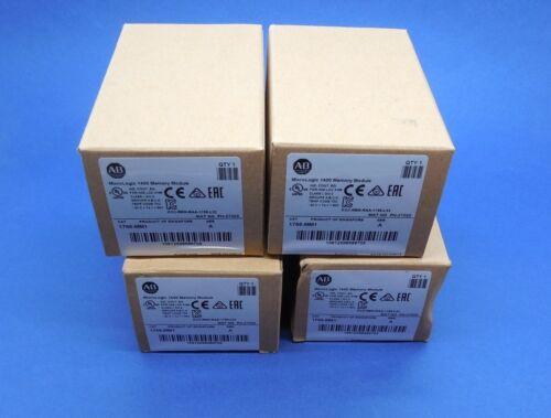 Allen Bradley MicroLogix 1100 1763-MM1 (Factory Sealed) Memory Module