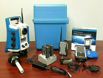 Spectra Precision Focus 35 3 Robotic 2.4 Total Station Nomad Layout Pro Trimble