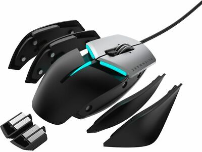 New Alienware - AW959 Elite Wired Optical Gaming Mouse RGB Lighting & 11 Buttons