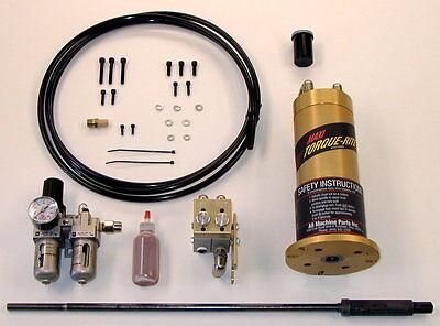 Maxi Torque Air Power Drawbar Kit-clausing-sharp-kent-acer-lagunmanual Mills-r8