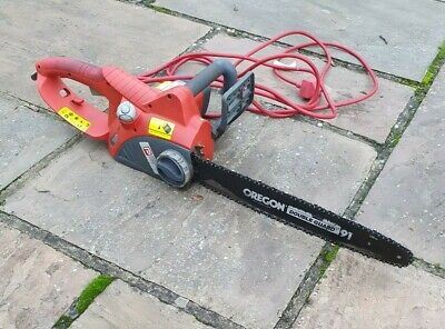 Electric Chainsaw in Pretty Good Condition PCS 2200 Watts