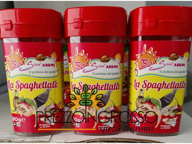 Aglio Olio e Peperoncino Spaghettata Piccante all'arrabiata Condimento per Pasta