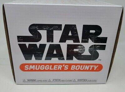 Funko POP Star Wars Smuggler's Bounty Cloud City Box - Boba Gets His Bounty Nice