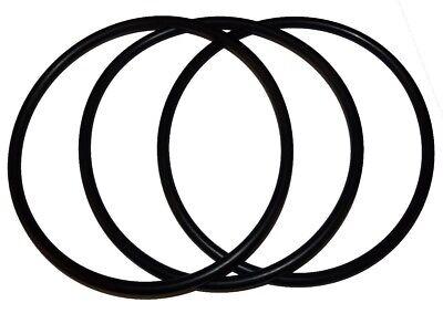 (3 Pack) Pentair, Pentek 350013 Lid O-Ring - Replacement Pool, Spa Pump Oring