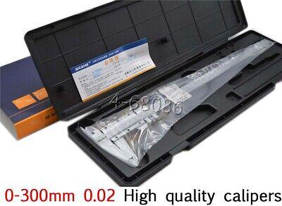 Shahe High Quality Industrial Grade 0-300mm 0.02mm 12inch Caliper Measuring Tool