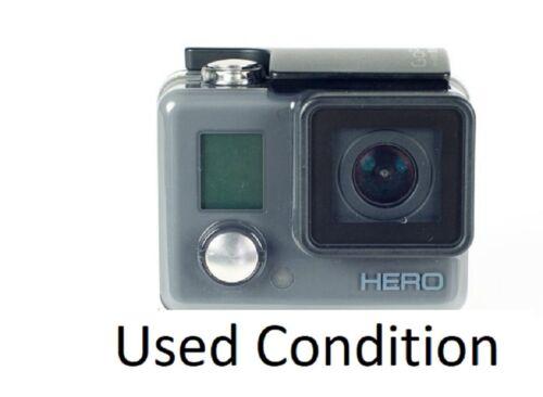 Used GoPro HERO+ Plus LCD waterproof 1080P 8MP HD Sport Action Camera Camcorder