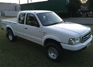 4X4 UTE 05 FORD COURIER only 97000KMS South Brisbane Brisbane South West Preview
