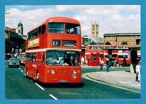 Bus Photo - Midland Red 5249: 1963 Fleetline - on loan to Trent - Derby 1976