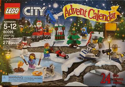LEGO City: Advent Calendar 2015, CHRISTMAS, 60099 SANTA, SPACE SHUTTLE, TRAIN
