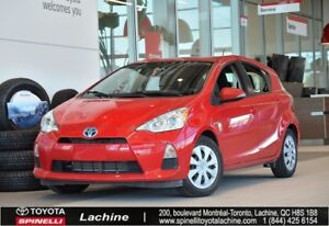 2014 Toyota Prius C BASE HURRY! VERY CLEAN! HYBRID! BLUETOOTH! A