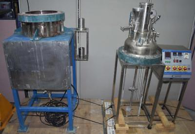 Amar High Pressure Stirred Autoclave Reactor 2015 Model