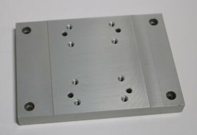 Aerotech Mp100u Mounting Plate For Aerotech Linear Stage