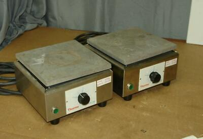 One Thermolyne Type 1900 Hot Plate Heater 750 Watt Hpa1915b 2 Available  1a81
