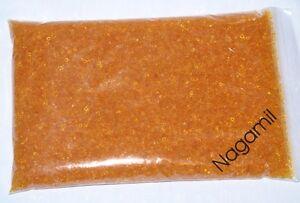 Silica Gel Orange, Trockenmittel, 1 Kg mit Indikator, regenerierbar, Entfeuchter