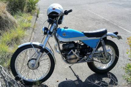 Bultaco Alpina 350 1972 Restored