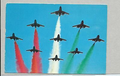 AEREI Aereo - FIAT G 91 Pattuglia Acrobatica Nazionale 9 velivoli