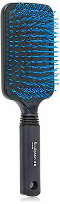 Scalpmaster Hair Extension Cushion Paddle Brush