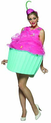 Rasta Imposta Süß Eats Cupcake Dessert Erwachsene Damen - Rasta Imposta Damen Kostüme