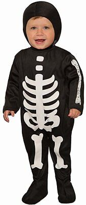 Infant Toddler Baby Bones Skeleton Costume  - Skeleton Costume Toddler
