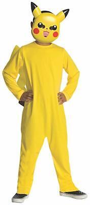 Toddler Pokemon Costume (New Pokemon Pikachu Toddler Costume)