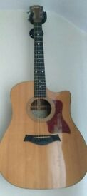 Taylor 410ce electro acoustic guitar